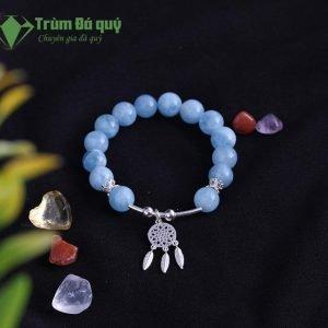 vong-tay-da-aquamarine-2A-10ly-mix-charm-luoi-giac-mo