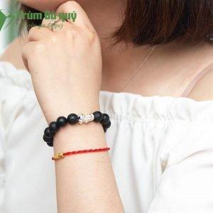 vong-tay-nui-lua-Obsidian-nham-kinh-phat-10-Mix-Charm-ty-huu-bac-999