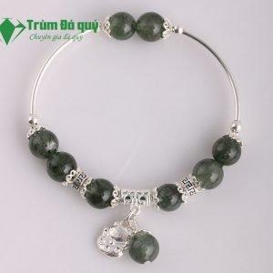 vong-tay-da-thach-anh-toc-xanh-mix-phu-kien-bac-10ly (1)